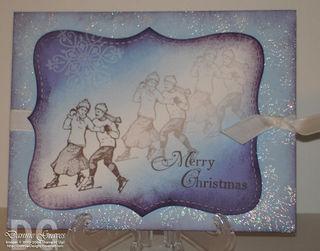 Zindorf Christmas Card