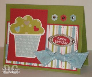DCBD103 birthday card