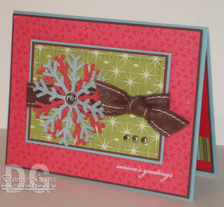 DCBD105 Snowflake