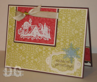 DCBD106 Holiday Card