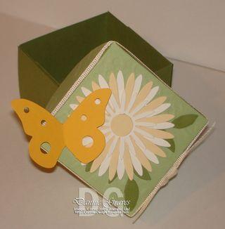 Big Shot Butterfly Box Open