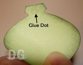 Leaf Glue Dot