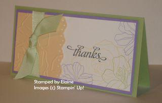 April Swap Elaine